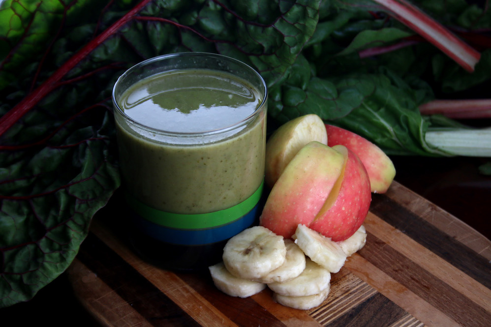 Apple Chard Rejuvenator